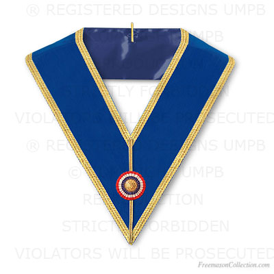'Collier de Grand Officier Provincial GLNF