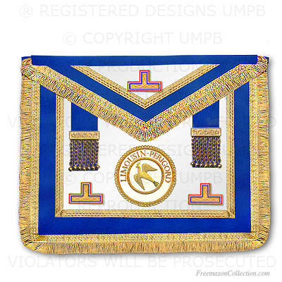 'Tablier de Grand Officier Provincial GLNF